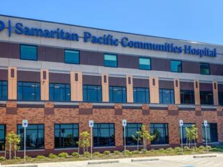 Samaritan Pacific Communities Hospital in Newport